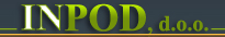 INPOD, d.o.o. Logo